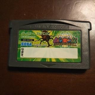 セガ(SEGA)の甲虫王者 ムシキング グレイテストチャンピオンへの道 ゲームボーイアドバンス(携帯用ゲームソフト)