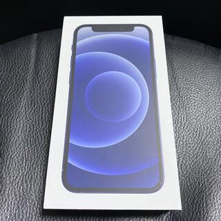 Apple - 訳あり auiPhone12miniブラック128GBSIMフリー