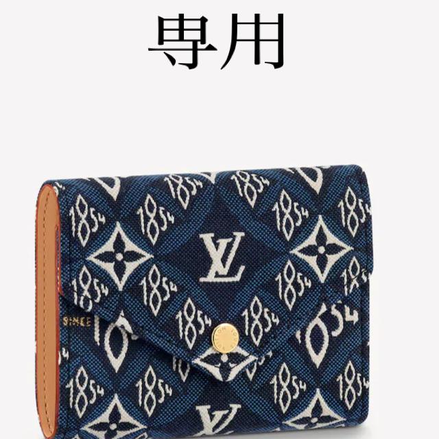 LOUIS VUITTON(ルイヴィトン)の新品未使用 LOUIS  VUITTON  財布 ポルトフォイユ・ヴィクトリー レディースのファッション小物(財布)の商品写真