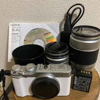 富士フイルム - 富士フイルム X-A2