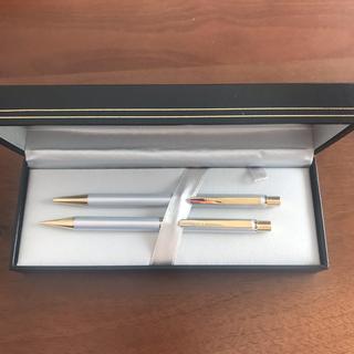 ダックス(DAKS)の値下げ‼️ 箱付き DAKS ボールペン シャーペン セット(ペン/マーカー)