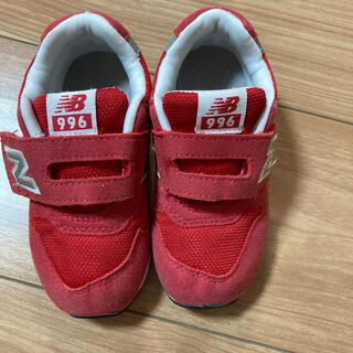 ニューバランス(New Balance)のmaman♡様専用 ニューバランス 靴 14.5cm(スニーカー)