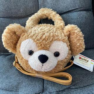 Disney - ディズニー シー ダッフィー ショルダー 付き バッグ 2way ポシェット