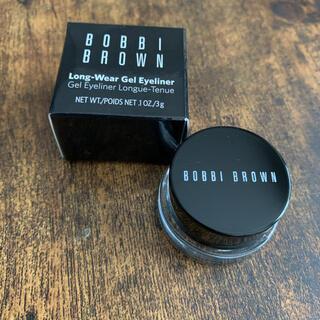 BOBBI BROWN - Bobbi Brown ロングウェアジェルアイライナー ブラックインク 3g