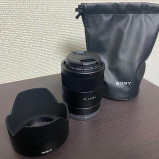 SONY - 【美品】SONY 単焦点レンズ SEL55F18Z