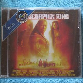 [新品未開封] John Debney / The Scorpion King(映画音楽)