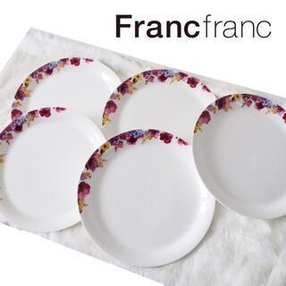 Francfranc - ❤新品 フランフラン フロナ プレート Lサイズ 5枚セット❤