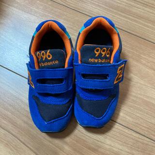 ニューバランス(New Balance)の値下げ ニューバランス 靴 14.5cm(スニーカー)