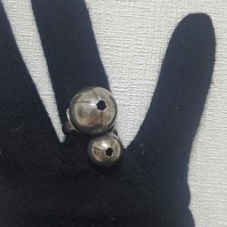 ジャンポールゴルチエ(Jean-Paul GAULTIER)のゴルチェ シルバーリング(リング(指輪))