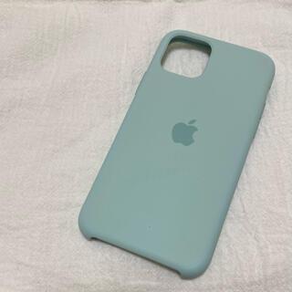 Apple - iPhone11 Pro シリコンケース 純正