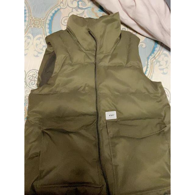 Wtaps 20aw peddler vest メンズのジャケット/アウター(ダウンベスト)の商品写真