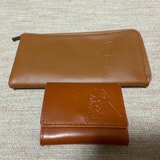タカラジマシャ(宝島社)のムック本付録 ムーミン財布(財布)