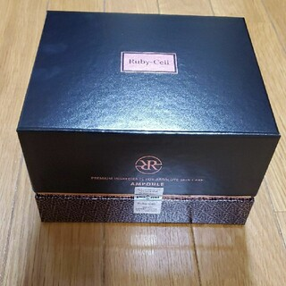 《新品、未使用、正規品》 ルビーセル インテンシブ4Uセラム 1箱