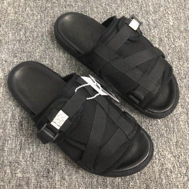 Visvim 19AW CHRISTO BLACK クリスト ビズビム メンズの靴/シューズ(サンダル)の商品写真