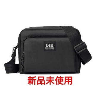 リー(Lee)のLee[リー] ショルダーバッグ+エコバッグ BLACK/NAVY  (ショルダーバッグ)