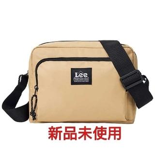 リー(Lee)のLee[リー]ショルダーバッグ+エコバッグBEIGE/NAVY(ショルダーバッグ)