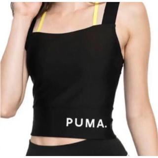 プーマ(PUMA)のPUMA セレーナゴメス着用 クロップドトップ キャミソール(タンクトップ)