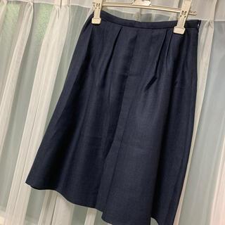 NATURAL BEAUTY BASIC - ナチュラルビューティベーシック♡膝丈スカート