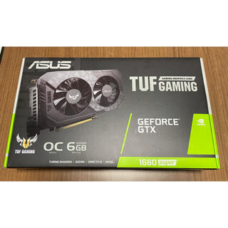 ASUS - GTX1660Super OC Edition 6GB