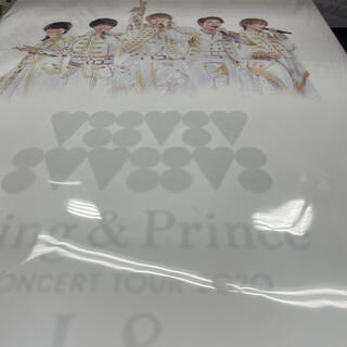 Johnny's - King & Prince CONCERT TOUR 2020 ~L&~(初回限