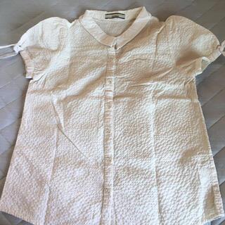 オリーブデオリーブ(OLIVEdesOLIVE)のリボンブラウス OLIVE des OLIVE(シャツ/ブラウス(半袖/袖なし))