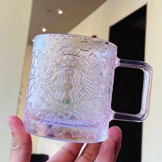 Starbucks Coffee - ゆあ&みか様専用 スターバックス 海外限定 スターバックス さくらキャットグラス