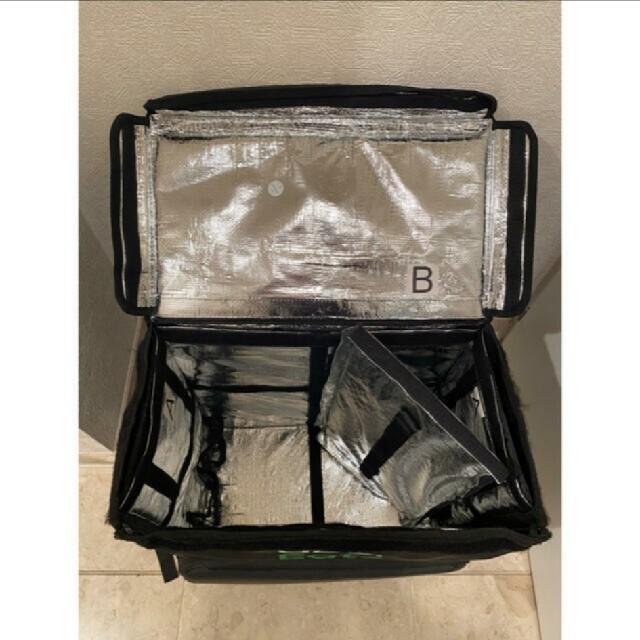 uberEats バック メンズのバッグ(バッグパック/リュック)の商品写真