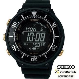 セイコー(SEIKO)のSEIKOプロスペックス SBEP005 ソーラー式【新品・未使用】(腕時計(デジタル))