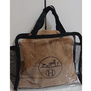 Hermes - HERMES保存袋とクリアバッグセット