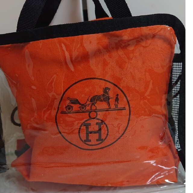 Hermes(エルメス)の一点限り‼️HERMES保存袋とクリアバッグセット レディースのバッグ(ショップ袋)の商品写真