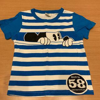 Disney ディズニー Mickey Mouse ミッキー Tシャツ