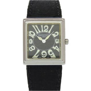 フレデリックコンスタント(FREDERIQUE CONSTANT)のフレデリック・コンスタント  スクエア FC202X1C5/6 ク(腕時計)