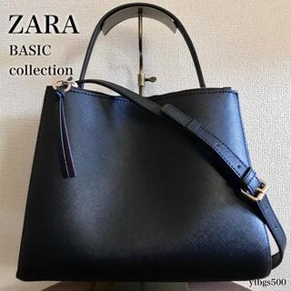 ZARA - ZARA(ザラ)◆2way ハンドバッグ ショルダーバッグ 斜めがけ◆レディース