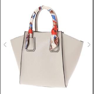 fifth - 未開封新品♡フィフス fifth スカーフ付きスクエアハンドバッグ