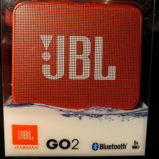 JBL GO 2 オレンジ