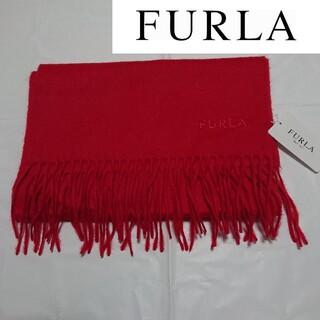 Furla - 【新品タグ付き】フルラ カシミヤ100%マフラー
