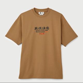 H&M - h&mコラボ black eye patch tシャツ