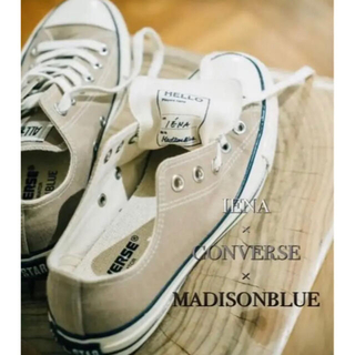 MADISONBLUE - 新品 マディソンブルー別注 スニーカー 24.0㎝ DRAWER BLAMINK