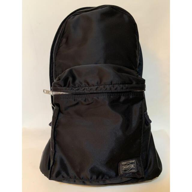 吉田カバン(ヨシダカバン)の美品 ポーター タンカー リュックサック  デイバッグ  レディースのバッグ(リュック/バックパック)の商品写真