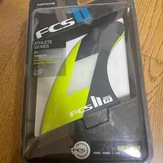 フィン(Fin)の[FCS2 フィン] FCS2 FT TRI FIN FCS II Mサイズ (サーフィン)