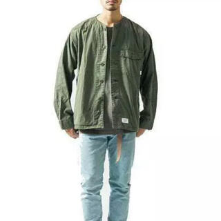 W)taps - 18SS WTAPS SCOUT OLIVE S