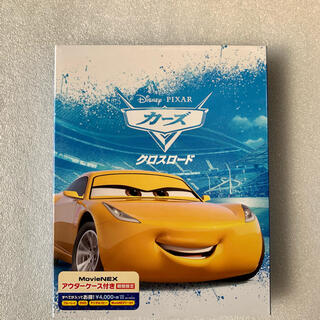 Disney - ブルーレイ【カーズ クロスロード】国内正規版 正規ケース付き