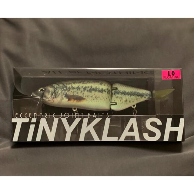 タイニークラッシュ DRT BASS スポーツ/アウトドアのフィッシング(ルアー用品)の商品写真