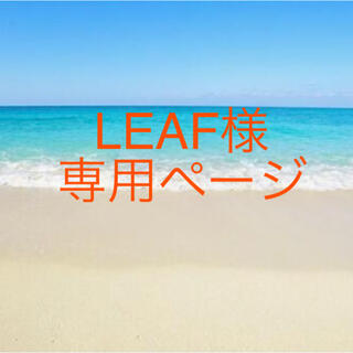 LEAF様 専用ページ(キーホルダー)