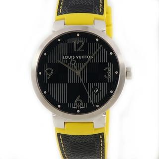 LOUIS VUITTON - ルイヴィトン  タンブールスリム Q1D07 クオーツ メンズ 腕時計
