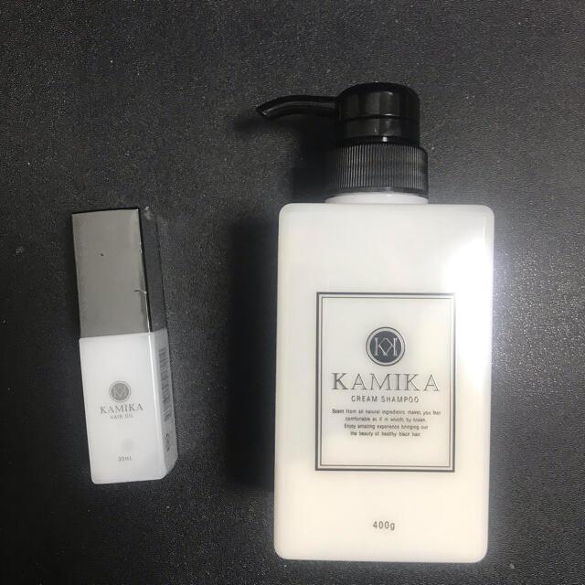 カミカ シャンプー コスメ/美容のヘアケア/スタイリング(シャンプー)の商品写真
