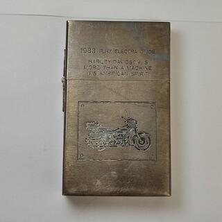 ジッポー(ZIPPO)のZIPPO 1983 HARLEY-DAVIDSON FLHX ELECTRA(タバコグッズ)