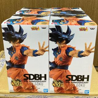 BANDAI - スーパードラゴンボールヒーローズ10th ANNIVERSARY FIGURE