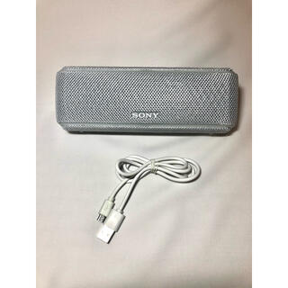 SONY - SONY Bluetoothスピーカー SONY SRS-XB21(W)