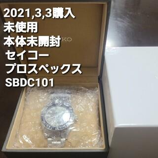 SEIKO - セイコー プロスペックス ファーストダイバーズSBDC101
